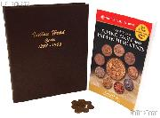 Indian Head Cents Coin Collecting Starter Set with Album, Book, and Coins