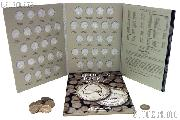 Jefferson Nickels Coin Collecting Starter Set with Folders and Coins