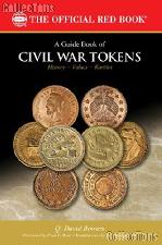 The Official Red Book: A Guide Book of Civil War Tokens - Bowers