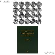 National Park Quarter Complete Set 2010-2014 (25 Coins) with Littleton Folder