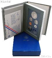 1986 Prestige Proof Set - 7 Coins