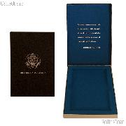 GSA Morgan Silver Dollar Government Issued OGP Replacement Box