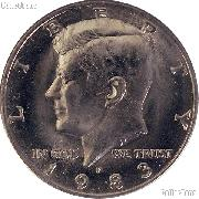 1983-P Kennedy Half Dollar Circulated Coin Good or Better