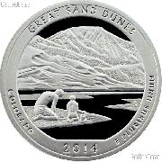 2014-S Colorado Great Sand Dunes National Park Quarter GEM PROOF America the Beautiful