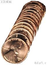 1942-D Lincoln Wheat Cent in Uncirculated Condition from Original Roll