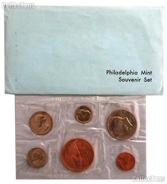 1976 Philadelphia Mint Bicentennial Souvenir Set