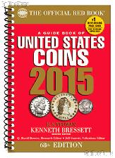 Whitman Red Book of United States Coins 2015 - Spiral
