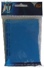 Gaming Card Sleeves for Trading Games SKY BLUE by Max Protection Pack of 50