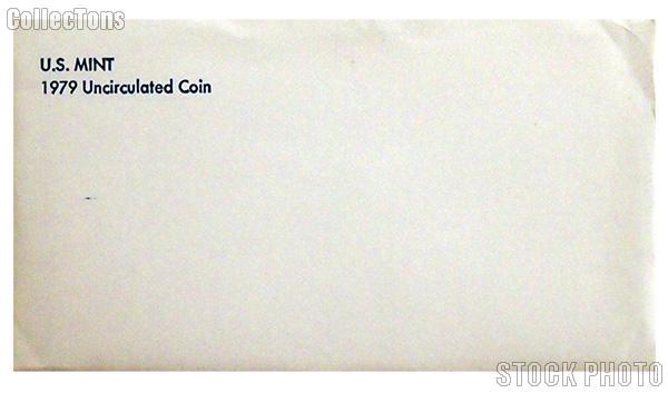 1979 U.S. Mint Uncirculated Set OGP Replacement Envelope