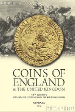 Coins of England & The United Kingdom: Standard Catalogue of British Coins 49th Ed.