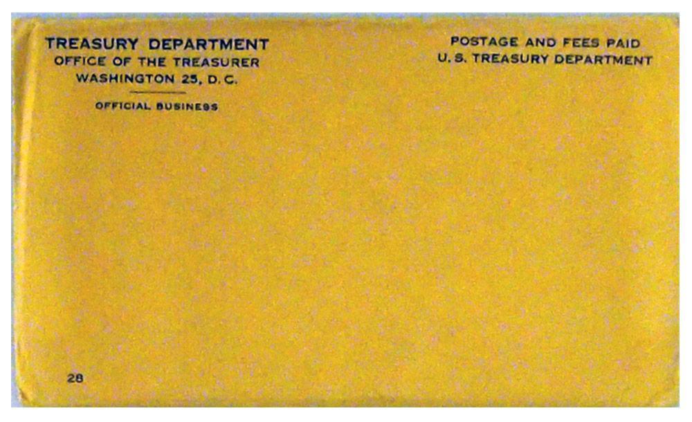 1960 Mint Set - All Original 10 Coin U.S. Mint Uncirculated Set