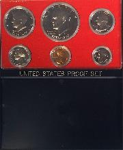 1975 PROOF SET * ORIGINAL * 6 Coin U.S. Mint Proof Set