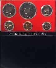 1976 PROOF SET * ORIGINAL * 6 Coin U.S. Mint Proof Set