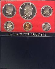 1978 PROOF SET * ORIGINAL * 6 Coin U.S. Mint Proof Set