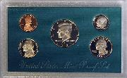 1997 PROOF SET * ORIGINAL * 5 Coin U.S. Mint Proof Set