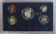 1994 SILVER PROOF SET * ORIGINAL * 5 Coin U.S. Mint Proof Set