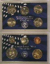 2006 PROOF SET * ORIGINAL * 10 Coin U.S. Mint Proof Set