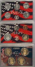 2008 SILVER PROOF SET * ORIGINAL * 14 Coin U.S. Mint Proof Set