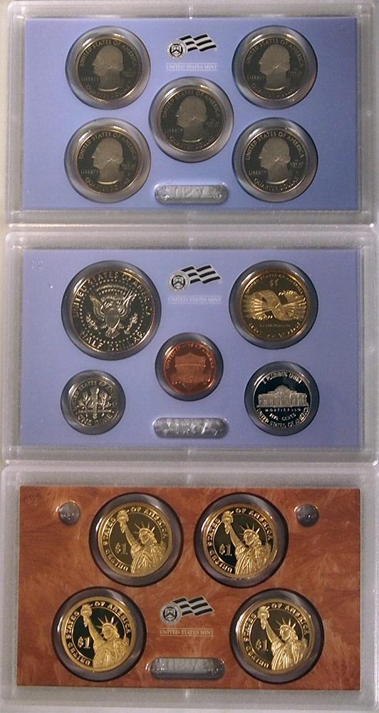2010 PROOF SET * ORIGINAL * 14 Coin U.S. Mint Proof Set