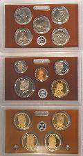 2012 PROOF SET * ORIGINAL * 14 Coin U.S. Mint Proof Set