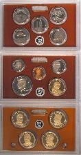 2013 PROOF SET * ORIGINAL * 14 Coin U.S. Mint Proof Set