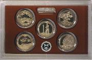 2013 QUARTER PROOF SET * ORIGINAL * 5 Coin U.S. Mint Proof Set