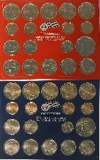 2009 Mint Set - All Original 36 Coin U.S. Mint Uncirculated Set