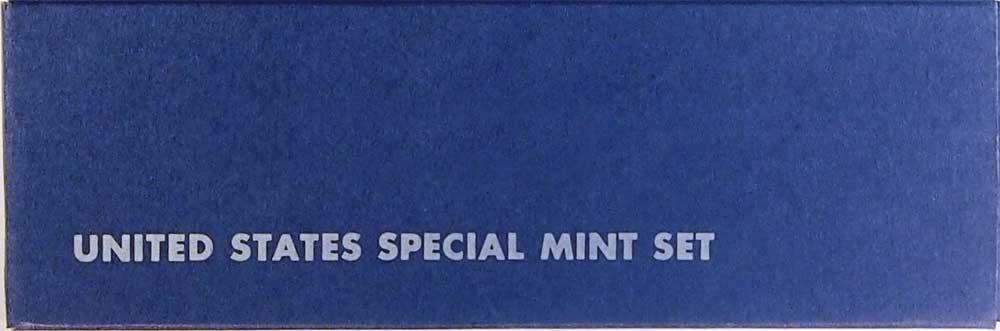 1966 SMS U.S. Special Mint Set - All Original 5 Coin Special Mint Set