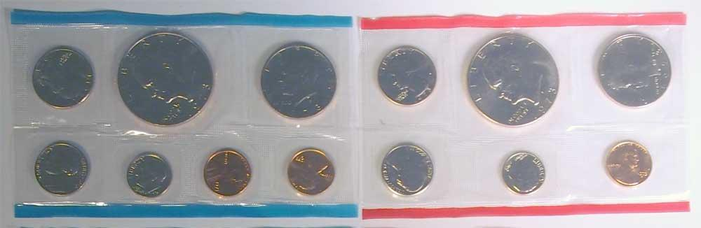 1973 Mint Set - All Original 13 Coin U.S. Mint Uncirculated Set