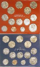 2014 Mint Set - All Original 28 Coin U.S. Mint Uncirculated Set