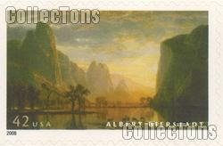 2008 United States American Treasure Series - Valley of the Yosemite 42 Cent US Postage Stamp Unused Booklet of 20 Scott #4346a
