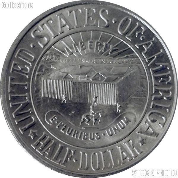 York County, Maine Tercentenary Silver Commemorative Half Dollar (1936) in XF+ Condition