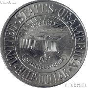 York County, Maine Tercentenary Silver Commemorative Half Dollar (1936) in XF+ Condition