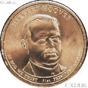 2014-D Herbert Hoover Presidential Dollar GEM BU 2014 Hoover Dollar