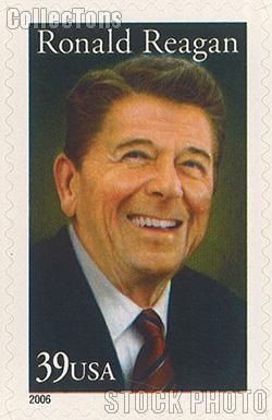 2006 Ronald Reagan 39 Cent US Postage Stamp Unused Sheet Of 20 Scott 4078