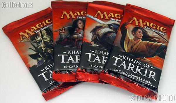 MTG Khans of Tarkir - Magic the Gathering Booster Pack