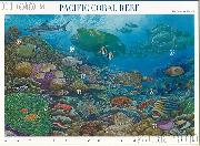 2004 Pacific Coral Reef 37 Cent US Postage Stamp Unused Sheet of 10 Scott #3831