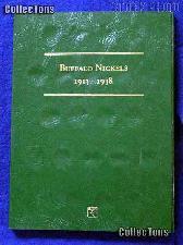Littleton Buffalo Nickels 1913-1938 Coin Folder LCF24