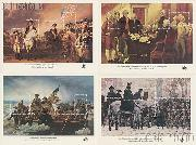 1976 Bicentennial Souvenir Sheet Collection set of 4 Sheets Scott #1686-#1689