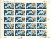 1997 Marshall Plan 50th Anniversary 32 Cent US Postage Stamp MNH Sheet of 20 Scott #3141
