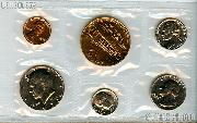 1982 Philadelphia Mint Souvenir Set - All Original 5 Coins and Medallion from the U.S. Mint