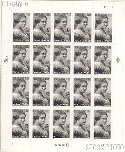 1998 Black Heritage Series - Madam CJ Walker 32 Cent US Postage Stamp MNH Sheet of 20 Scott #3181