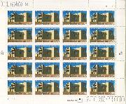 1998 Spanish Settlement of the Southwest 32 Cent US Postage Stamp MNH Sheet of 20 Scott #3220