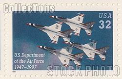 1997 Department of the Air Force 50th Anniversary 32 Cent US Postage Stamp MNH Sheet of 20 Scott #3167