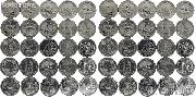 2010-2014 National Park Quarters Complete Set P & D Uncirculated (50 Coins)
