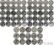 2010-2014 National Park Quarters Complete Set P & D & S Uncirculated (65 Coins)
