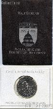 1989-D Congressional Commemorative Uncirculated Half Dollar