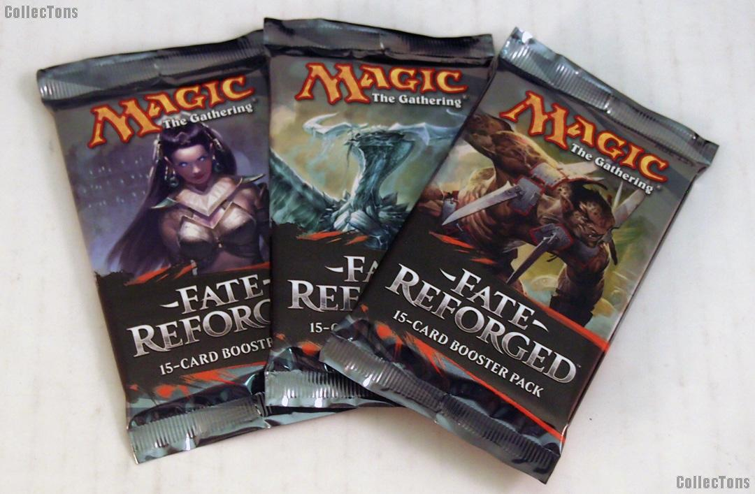 MTG Fate Reforged - Magic the Gathering Booster Pack