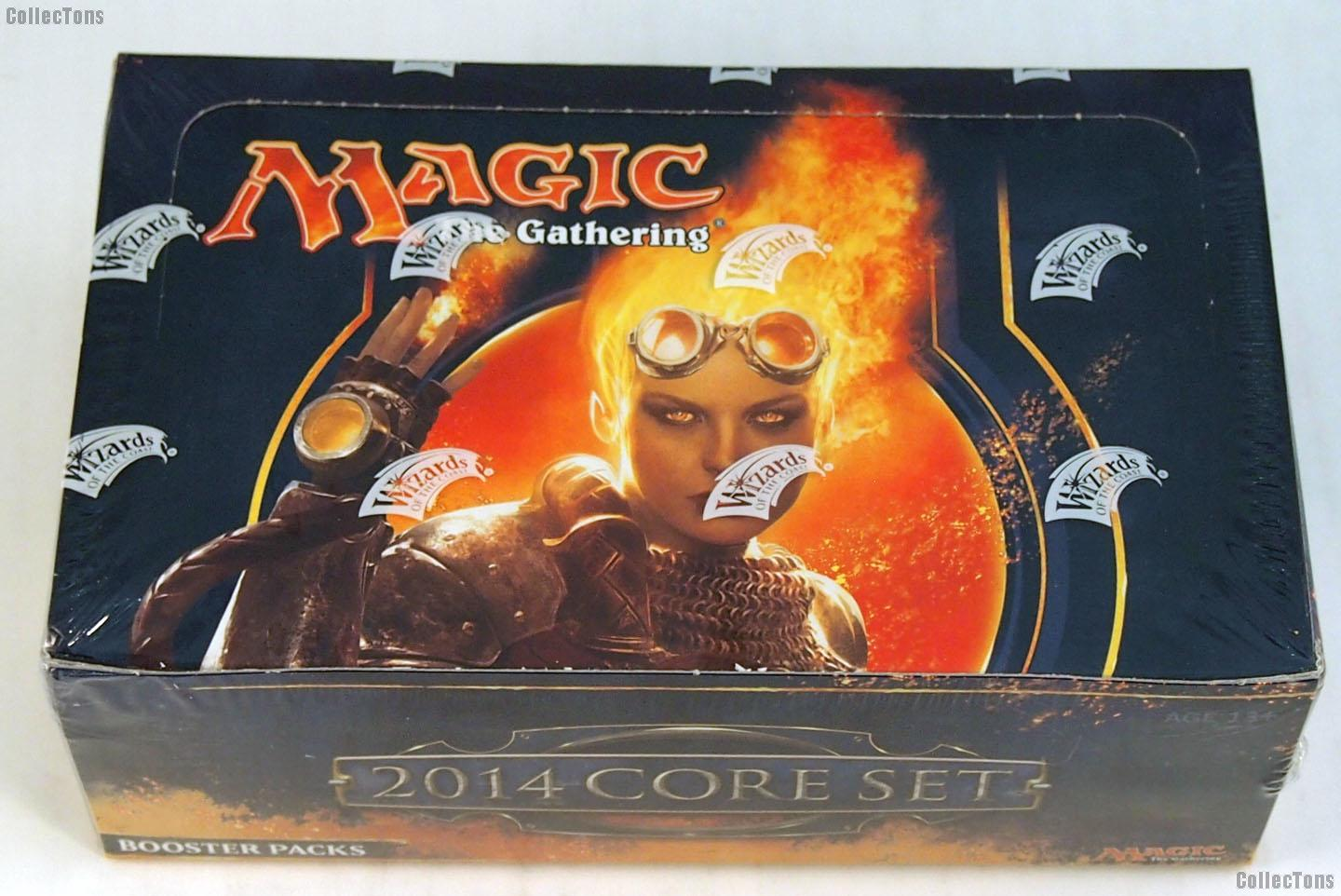 MTG 2014 Core Set - Magic the Gathering Booster Factory Sealed Box