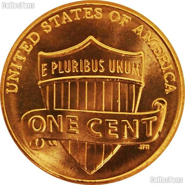 2015-D Lincoln Shield Cent - Union Shield * BU